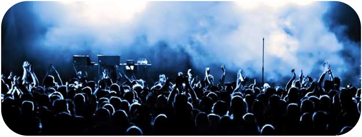Koncerti in hrup
