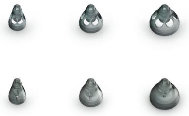 Individualno izbrane kupole