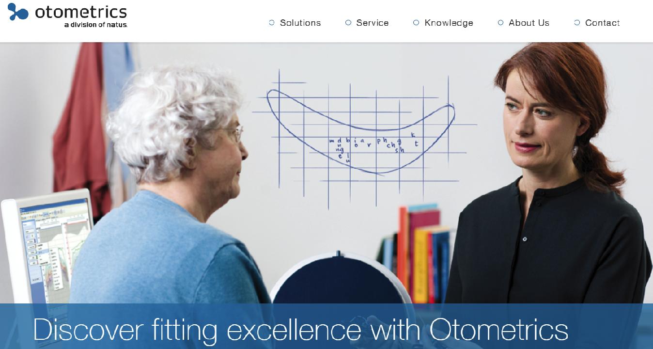 Otometrics avdiološka diagnostika