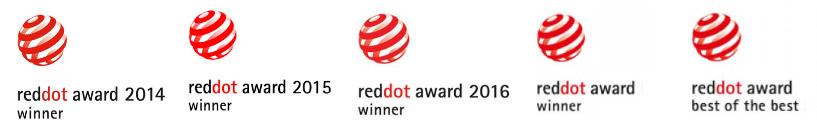 Unitron Reddot nagrade