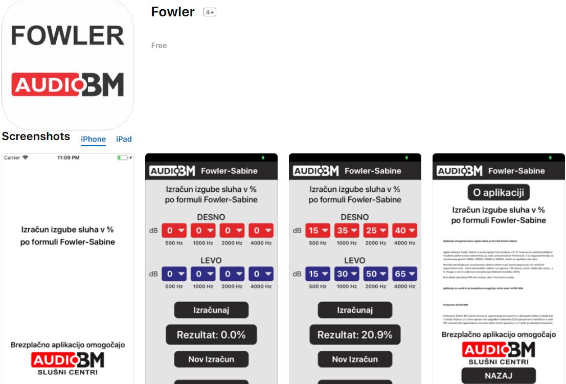 Fowler-Sabine
