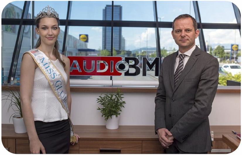 Masa Gruden mis gluhih Slovenije za miss Deaf World 2014
