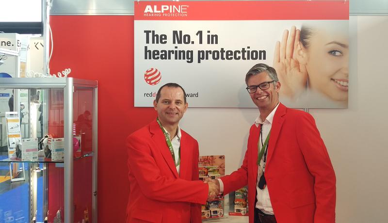 AUDIO BM in ALPINE, skrbimo za zaščito sluha