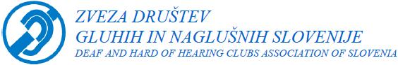 Zveza društev gluhih in naglušnih Slovenije