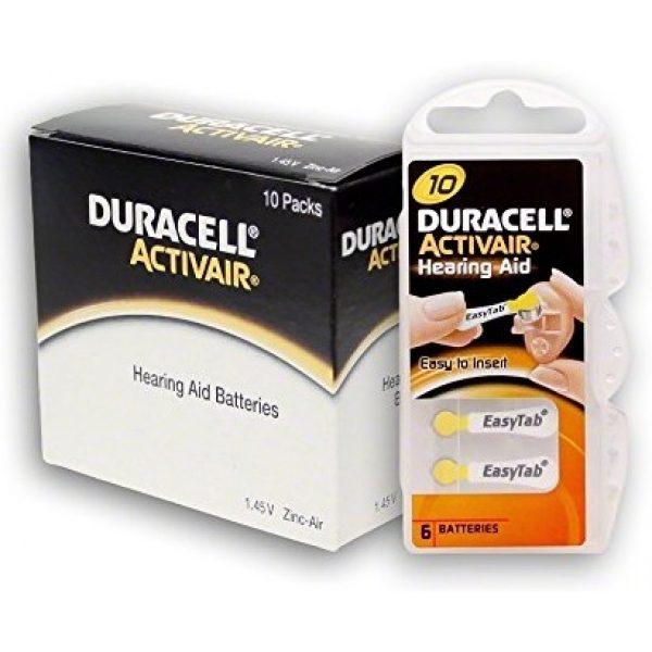 Duracell paket
