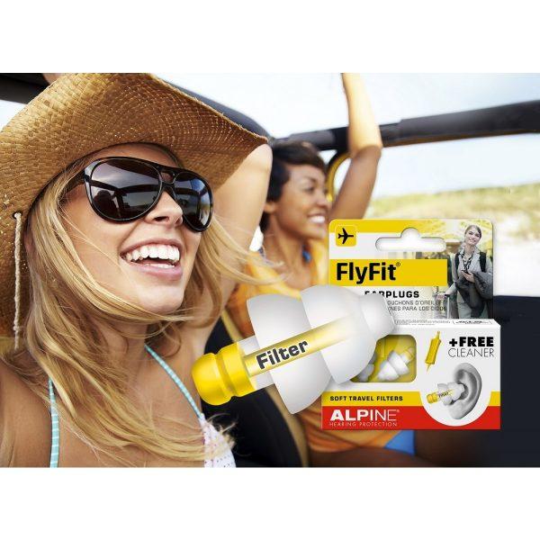 FlyFit ušesni čepi