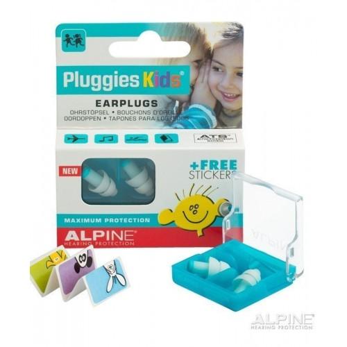 Pluggies Kids ušesni čepi