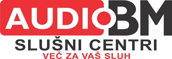 AUDIO BM • slušni aparati • strokovno svetovanje in pomoč usposobljenih slušnih akustikov • testiranje sluha z avdiometrom • zaščita ušes pred vodo ali hrupom s čepki za ušesa • baterije za slušne aparate • tehnični pripomočki za naglušne in gluhe • lasten servis • spletna trgovina • 13 slušnih centrov