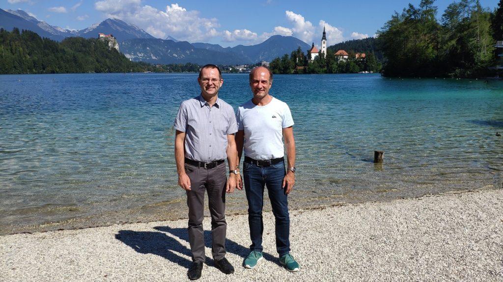 Rainer-Kerscheck-Unitron-hearing-aids-Franci-Urankar-AUDIO-BM-slusni-aparati