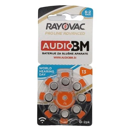 baterije-za-slusne-aparate-tip-13-oranzna-proline-rayovac-audio-bm-slusni-center-aparati-servis-svetovanje-2