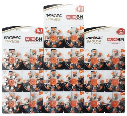13-baterije-za-slusne-aparate-Rayovac-Proline-10-zavitkov-po-14-kos-audio-bm-slusni-aparati-2