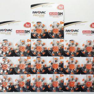 13-baterije-za-slusne-aparate-Rayovac-Proline-10-zavitkov-po-14-kos-audio-bm-slusni-aparati
