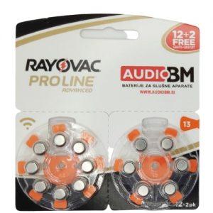 13-baterije-za-slusne-aparate-Rayovac-Proline-14-kos-audio-bm-slusni-aparati-2