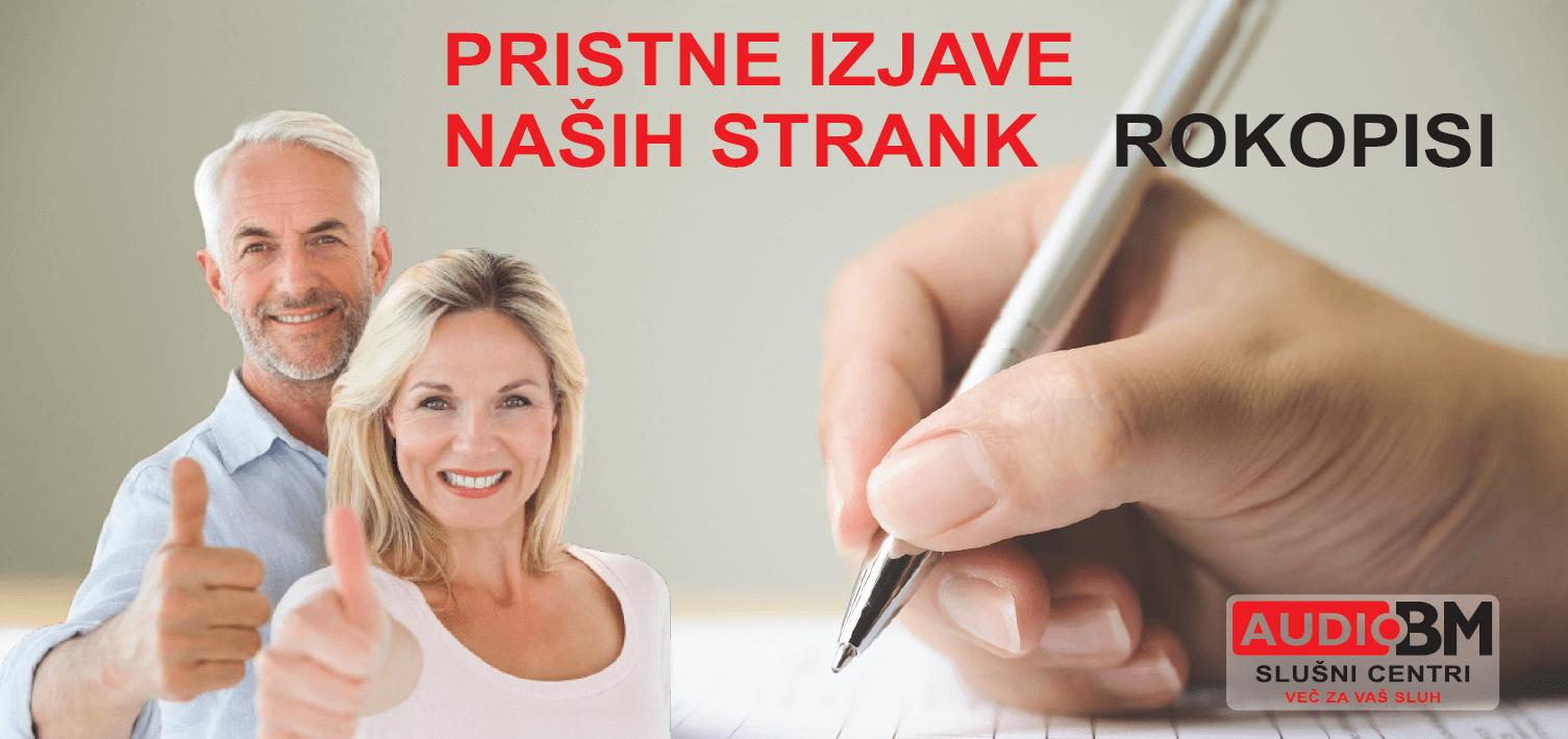 Izjave-mnenja-komentarji-kritika-pohvale-ocena-AUDIO-BM-slusni-aparati-slusni-centri-Slovenija-stranke-o-nas-rokopisi